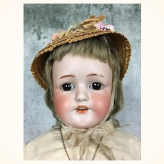Heinrich Handwerck 22 inch doll