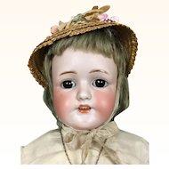 Antique Heinrich Handwerck 22 inch doll