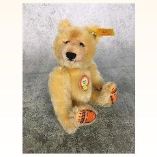 "Vintage Steiff ""Dickie"" teddy bear Historical re-issue"