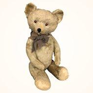 Old mohair American teddy bear