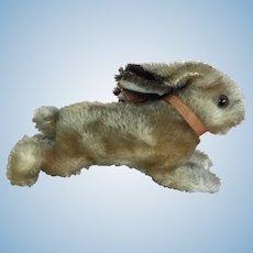 Vintage Steiff Running Mohair Rabbit