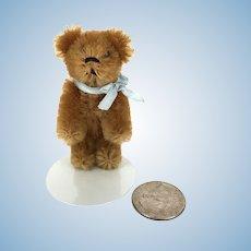 Antique miniature Schuco mohair Teddy Bear