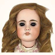 Bahr and Proschild bisque head girl, Model 252