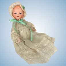 Armand Marseille Small Dream Baby with bisque head