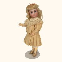 Kammer and Reinhardt 9 inch German bisque head girl in original costume