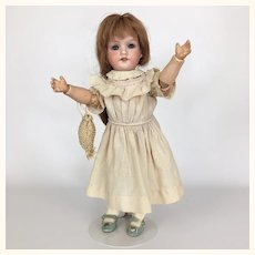Very attractive Armand Marseille 390 bisque socket head doll