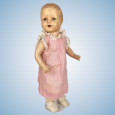 Vintage composition doll in excellent condition