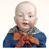 Hertel Schwab bisque character baby boy