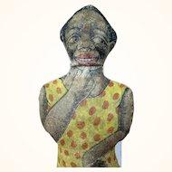 Aunt Jemima advertising premium cloth doll Diana