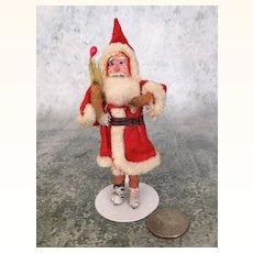 Vintage Santa small doll