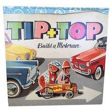 "Vintage children's pop-up book ""Tip and Top"""