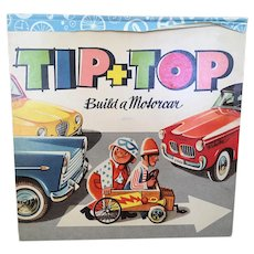 "Vintage children's pop-up book ""Tip and Top"""