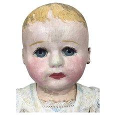 Martha Chase big doll, will reward patience