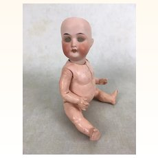 Heubach Koppelsdorf baby needs eyes, wig and clothing