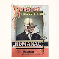 Burdock's Almanac and Key to Health 1886