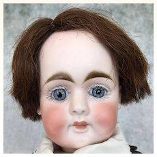 Rare boy doll by F.W. Goebel