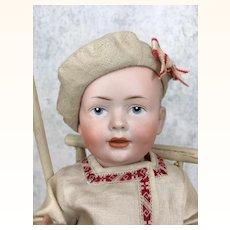 Hertel Schwab model 131, adorable character baby boy