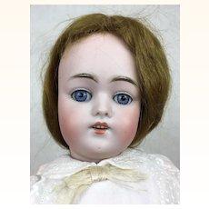 Kestner Model 168 bisque child doll