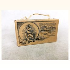 New old stock candy container suitcase