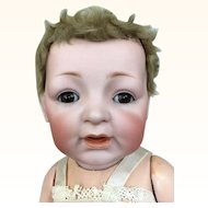 Antique Kestner 17 inch character baby Model 211