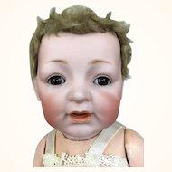Antique Kestner 17 inch character baby Model 211