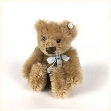 Miniature Steiff teddy bear