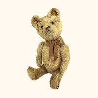 Vintage Mohair Teddy Bear