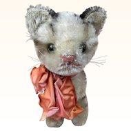 "Vintage Steiff ""Tabby"" mohair Cat"