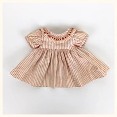 Adorable factory made dress for Patsy or Patsy Type Doll