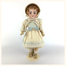 Kestner Model 143 girl, beyond adorable