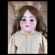 Heinrich Handwerck German bisque head doll