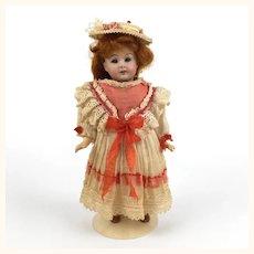 Antique German bisque head Simon & Halbig Flapper girl doll