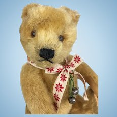 Vintage Mohair Teddy Bear, perfect doll companion