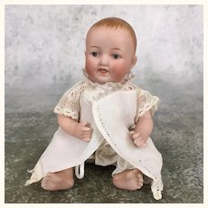 All bisque Alt Beck Gottschalk baby model 830
