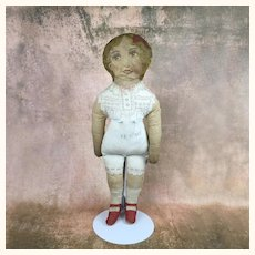 Art Fabric Mills printed cloth doll