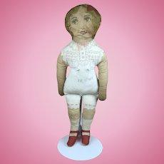 Art Fabric Mills printed cloth doll