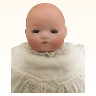 Herman Steiner baby doll with bisque head