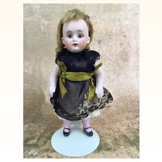 Kestner model 150 all bisque girl doll