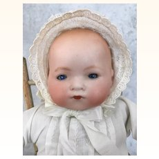 Armand Marseille Dream Baby with bisque head