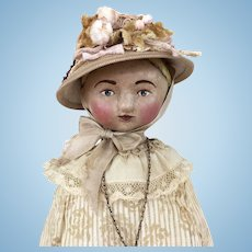 Miss Eugenia Landis, artist doll by Lora Soling