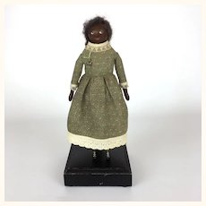 Zadie Iverson, an artist doll by Lora Soling