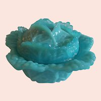 Portieux Vallerysthal Blue Cabbage Dish (3 available)