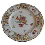 """Schumann Empress Dresden Flowers 6"""" Dessert Plate"""