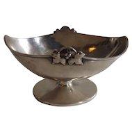 Antique Sterling Silver Master Salt Marked Ball Black & Co. New York