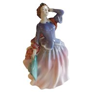 Royal Doulton Figurine Blithe Morning
