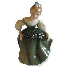 Royal Doulton Figurine Fair Maiden