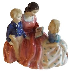 Royal Doulton Figurine Bedtime Story