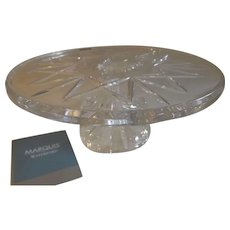 Waterford Marquis Cake Stand Pedestal