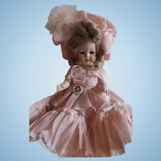 Perfectly Charming Bisque Shirley Temple Doll