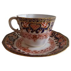 Royal Crown Derby Cup & Saucer Pattern 4651